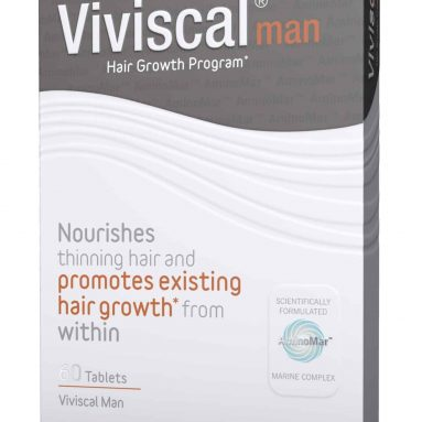 Viviscal for Men: Tailored Solution for Usual Baldness Victims