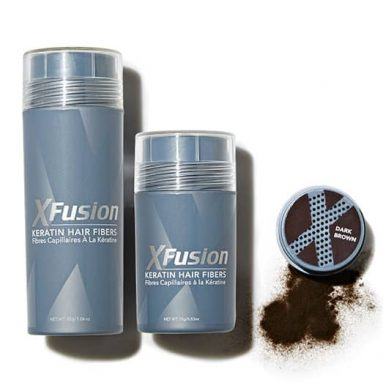 XFusion: Another Hair Replacement System Available Today
