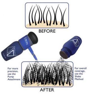 Infinity Hair Fibers Review